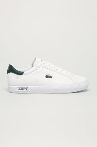 Lacoste - Bőr cipő Powercourt