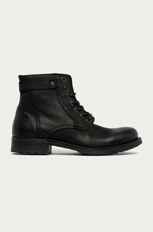 Jack & Jones - Kožené boty