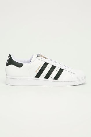 adidas Originals - Bőr cipő Superstar