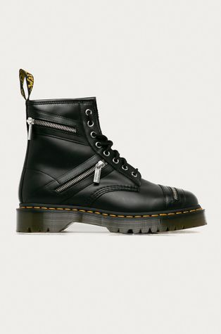 Dr. Martens - Кожени обувки 1460 Bex zip