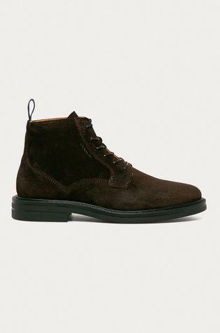 Gant - Pantofi de piele intoarsa Kyree