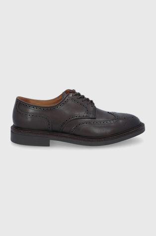Polo Ralph Lauren - Кожени половинки обувки