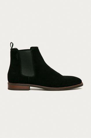 Vagabond - Semišové kotníkové boty Percy