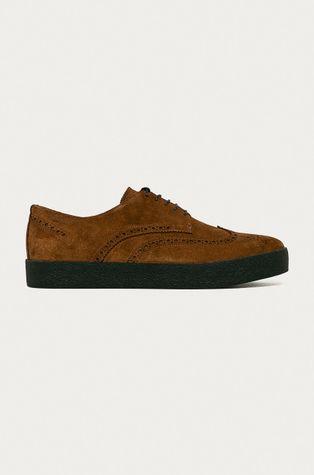 Vagabond - Pantofi de piele intoarsa Luis