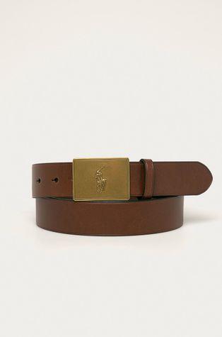 Polo Ralph Lauren - Pasek skórzany
