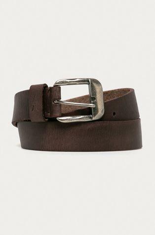 AllSaints - Kožený pásek
