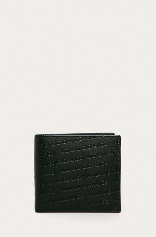 Armani Exchange - Kožená peněženka