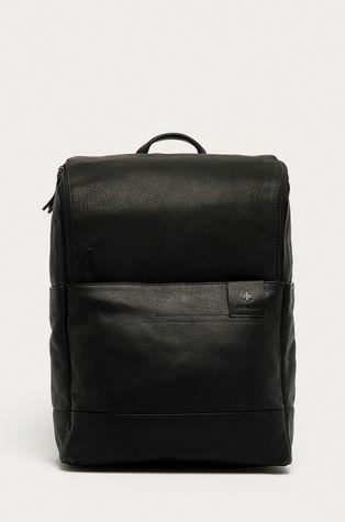Strellson - Kožený ruksak
