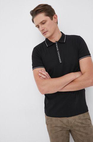 Armani Exchange - Тениска с яка