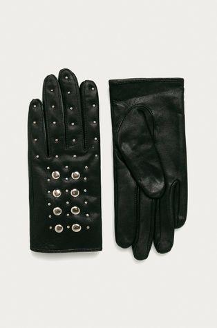 Pepe Jeans - Rękawiczki skórzane Aurora