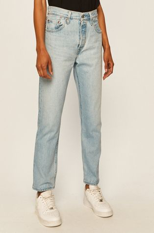Levi's - Jeansy 501 Crop