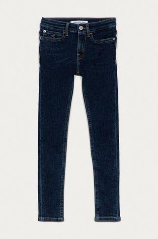 Calvin Klein Jeans - Dětské rifle 128-176 cm