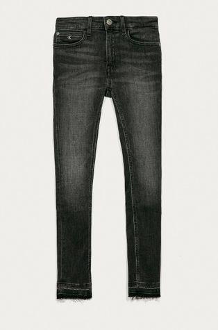 Calvin Klein Jeans - Dětské rifle 140-176 cm