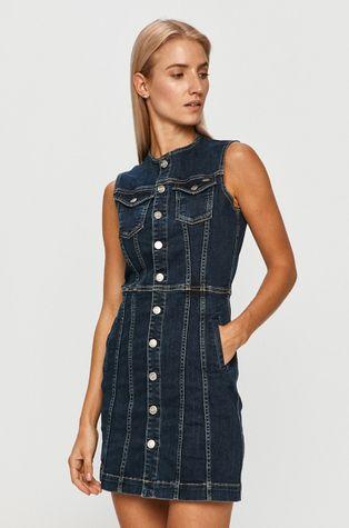 Pepe Jeans - Džínové šaty Linea
