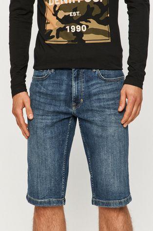 s. Oliver - Rifľové krátke nohavice