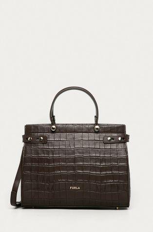Furla - Kožená kabelka Lady M