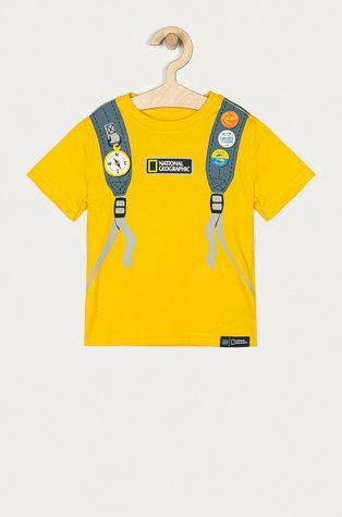 GAP - Detské tričko X National Geographic 74-110 cm