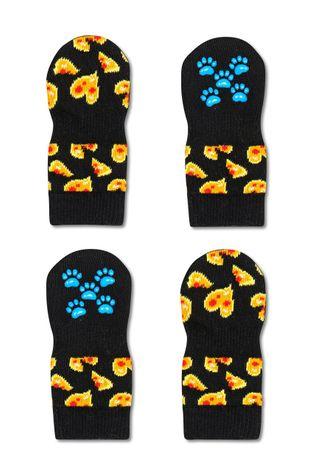Happy Socks - Носки для собаки Pizza Love Dog