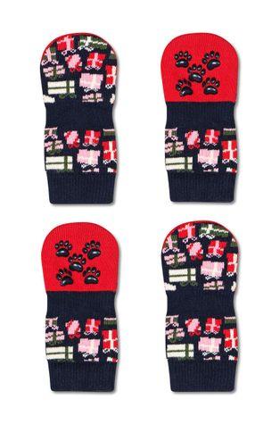 Happy Socks - Носки для собаки Gift Bonananza Dog