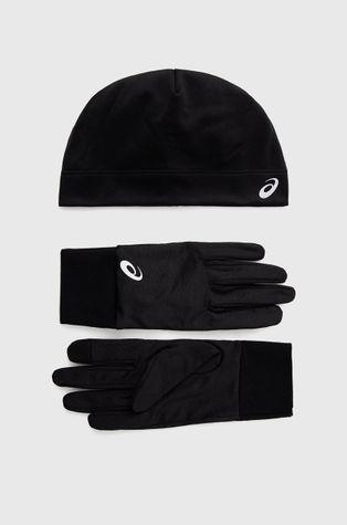 Asics - Czapka i rękawiczki