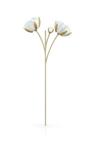 Swarovski - Kwiat dekoracyjny z kryształów GARDEN TALES - COTTON