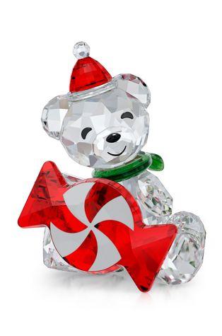 Swarovski - Miś dekoracyjny z kryształów KRIS BEAR