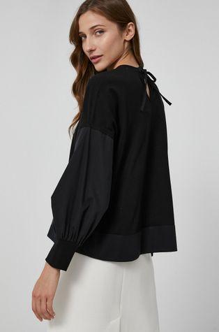 Victoria Victoria Beckham - Бавовняна блузка