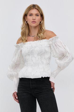 AllSaints - Ленена блуза