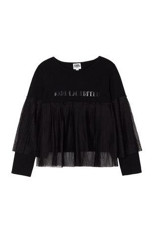 Karl Lagerfeld - Детска блуза