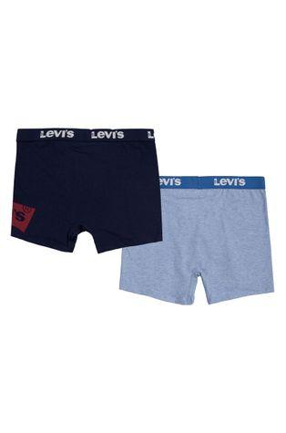 Levi's - Bokserki dziecięce (2-PACK)