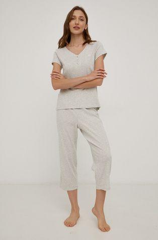 Lauren Ralph Lauren - Piżama bawełniana