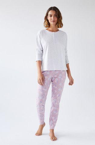 women´secret - Longsleeve piżamowy