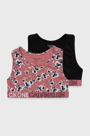 Calvin Klein Underwear - Biustonosz dziecięcy CK One (2-pack)