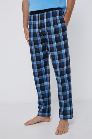 Boss - Памучно долнище на пижама
