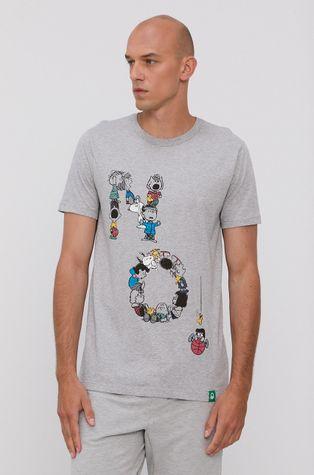 United Colors of Benetton - T-shirt piżamowy x Peanuts