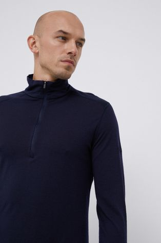 Icebreaker - Вълнена блуза с дълги ръкави