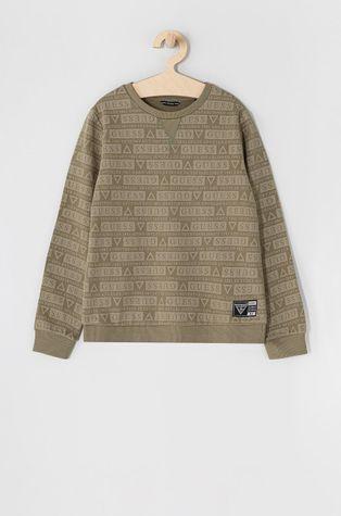 Guess - Bluza bawełniana dziecięca 116-176 cm