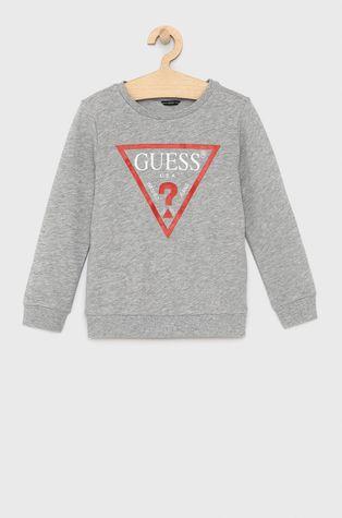 Guess - Dětská bavlněná mikina
