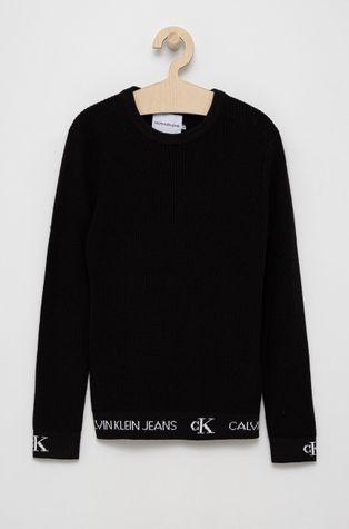 Calvin Klein Jeans - Παιδικό πουλόβερ