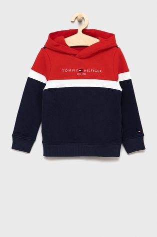 Tommy Hilfiger - Παιδική βαμβακερή μπλούζα