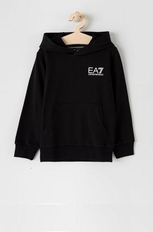 EA7 Emporio Armani - Bluza bawełniana dziecięca 104-164 cm