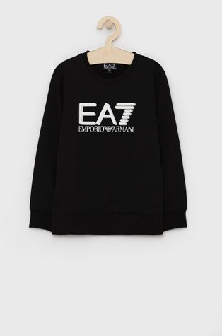 EA7 Emporio Armani - Bluza bawełniana dziecięca