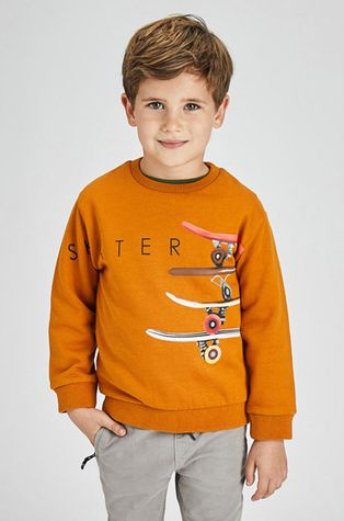 Mayoral - Дитяча бавовняна блузка