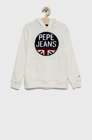 Pepe Jeans - Bluza bawełniana dziecięca Alexander