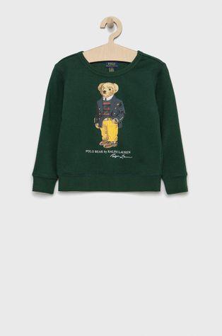 Polo Ralph Lauren - Παιδική βαμβακερή μπλούζα