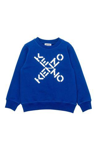 KENZO KIDS - Gyerek melegítőfelső pamutból