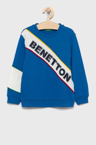 United Colors of Benetton - Παιδική βαμβακερή μπλούζα