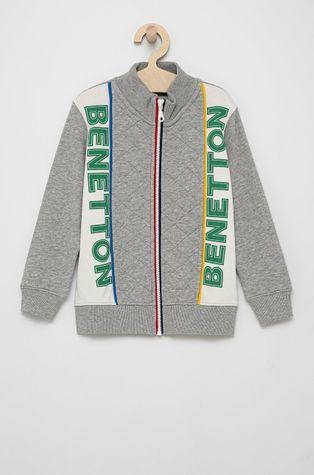 United Colors of Benetton - Hanorac de bumbac pentru copii