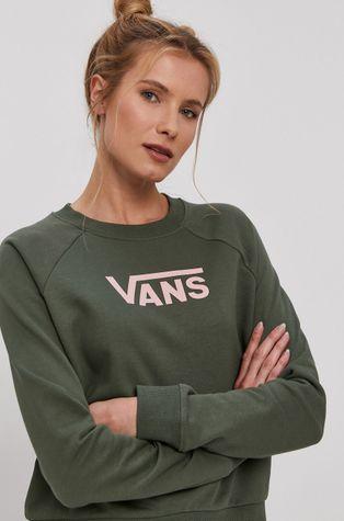 Vans - Bavlněná mikina