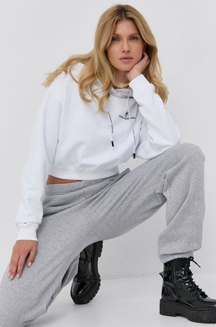 Chiara Ferragni - Βαμβακερή μπλούζα Basic